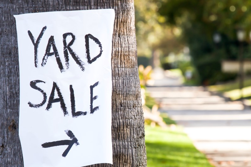 Add Yard Sale