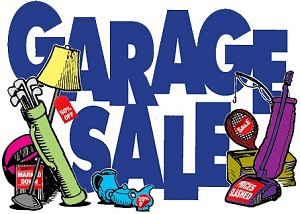 Garage/Yard Sale supporting Greyhounds Unlimited