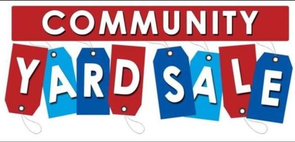 Carson's Pond Neighborhood Yard Sale