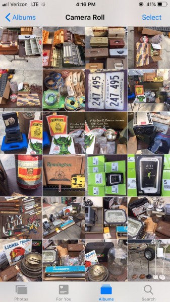 HUGE Garage Sale Fri 12/6 & Saturday 12/7