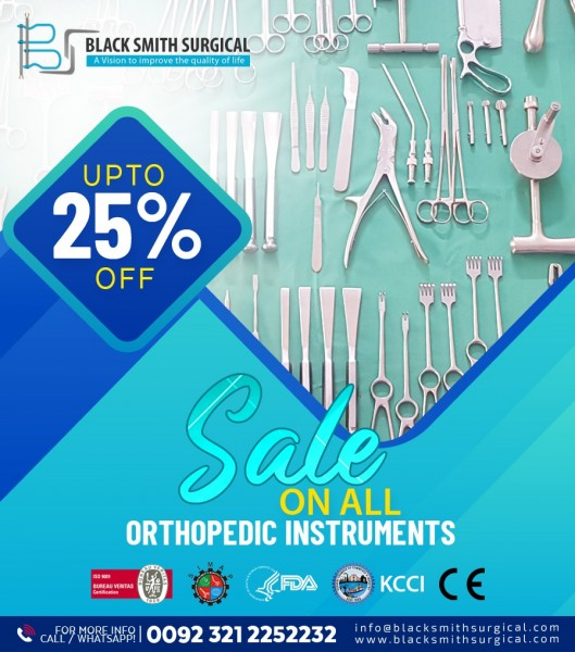 Looking for Surgical Instrument Supplier for Commercial USED?