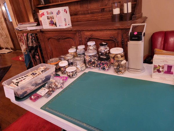Sewing and Needle Arts Sale