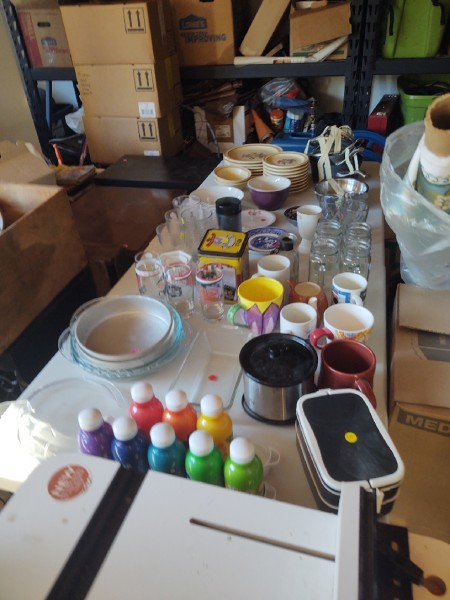 HUGE Garage Sale - Tools, Housewares, Antiques, Furniture, and much more!!!!