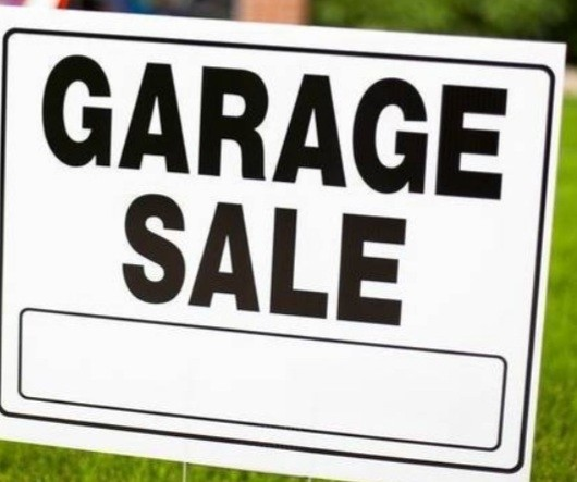Central Park Estates Community Wide Garage Sale