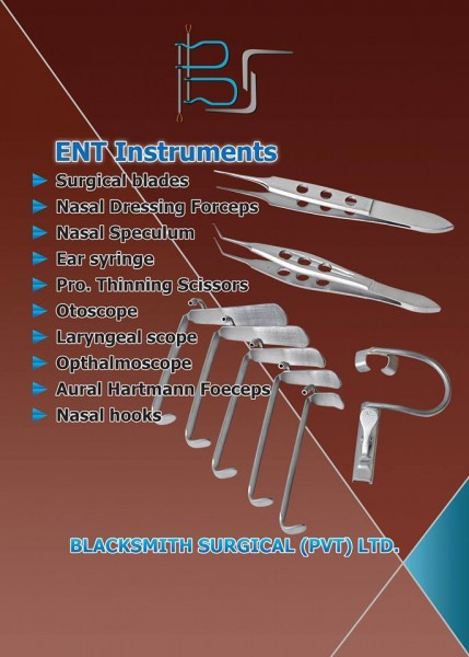 Blacksmith Surgical is a leading and top-notch surgical instrument manufacturer company in United States