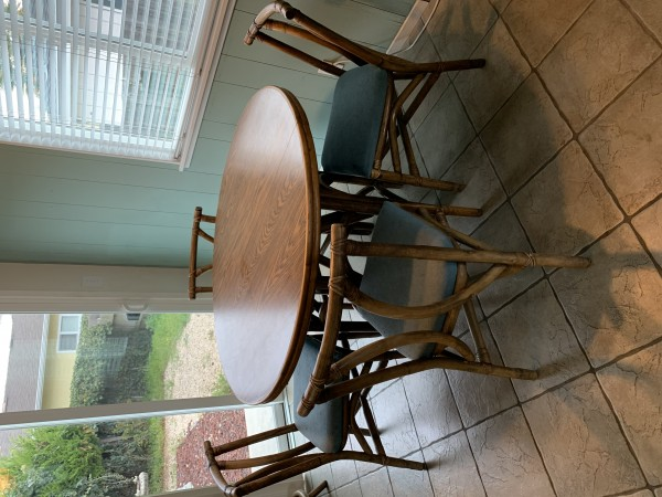 Good items for good deals. Furniture, microwave , dining table, coffee pot, dishes and more! Great prices!