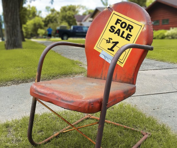 Spring City Wide Yard Sale - City of Wentzville