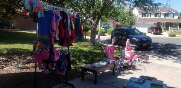 Daniella's Garage Sale