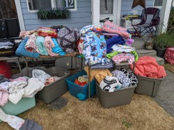 Big Family Yard Sale - Tacoma