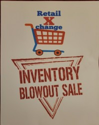 EVERYTHING MUST GO SALE!!!!