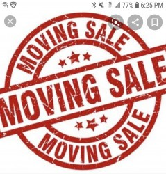 Moving Sale - Lake Forest - Saturday May 22nd