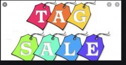 TAG SALE!!!!!!!