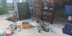 Yard sale photos