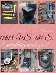 close out sale!!