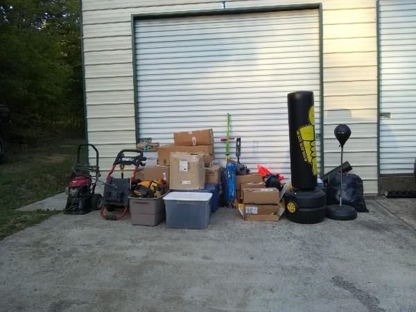 Large Yard Sale